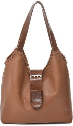 Carla Mancini Double Handle Shoulder Bag