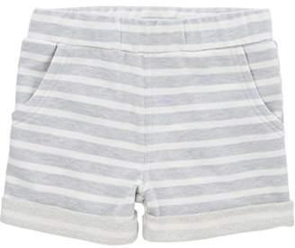 Bench Girl's Stripey Short,(Manufacturer Size: 5-6)