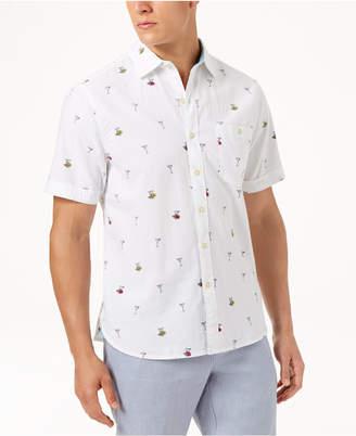 Tommy Bahama Men's Mix Master Printed Shirt