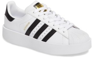 Women's Adidas Superstar Bold Platform Sneaker $99.95 thestylecure.com