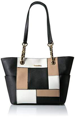 Calvin Klein Key Item Novelty Face Tote