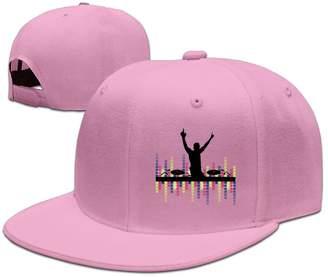 JOIAREGN Lights DJ Sound Activated Light Up Rave Unisex Baseball Hat Cool Unisex  Caps New dc45148e0162