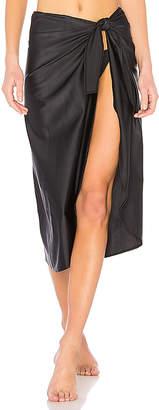 ADRIANA DEGREAS Pareo Skirt