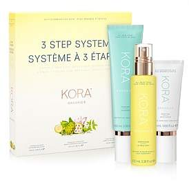 KORA Organics by Miranda Kerr 3 Step System - Oily/Combination