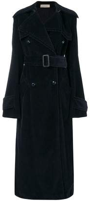 Nina Ricci large collared coat