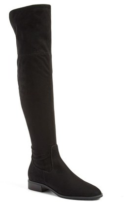 Ivanka Trump 'Luci' Over the Knee Boot (Women) $179.95 thestylecure.com
