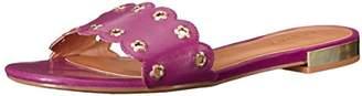 Nine West Women's Frogprince Leather Dress Sandal