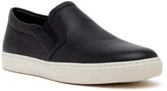 Vince Barron Leather Slip-On Sneaker
