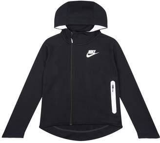 Nike Logo Tech Fleece Hoodie