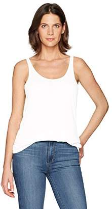 Clementine Apparel Women's Ladies Everyday Classic Slouchy Tank