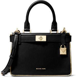 MICHAEL Michael Kors Tatiana Mini Leather Satchel Bag