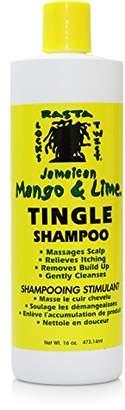 Jamaican Mango and Lime Tingle Shampoo