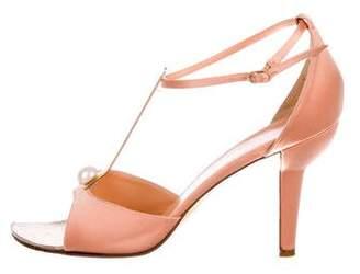 430a9a4c4c5 Chanel Pearl Sandal - ShopStyle