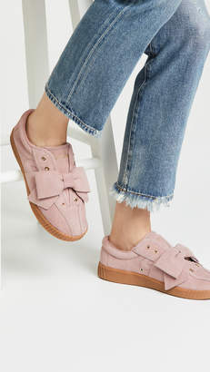 Tretorn Nylite Bow Sneakers