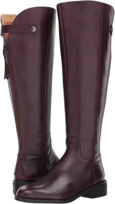 Franco Sarto Brindley Wide Calf Women's Dress Zip Boots