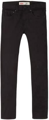 Levi's Boys 510 Skinny Fit Black Jeans