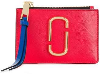 Marc Jacobs Snapshot top zip wallet