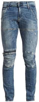 G Star Raw 5620 Zip Knee Super Slim Jeans