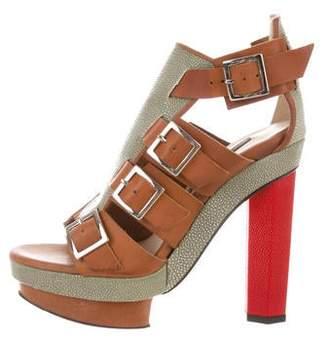 Chrissie Morris Priscilla Cage Sandals