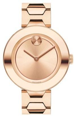 Women's Movado 'Bold' Bracelet Watch, 32Mm $695 thestylecure.com