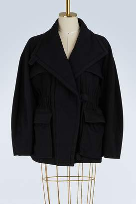 Isabel Marant Emmett short coat