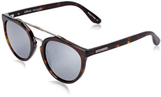 Revo Kingston RE 1009 02 GGY Polarized Round Sunglasses