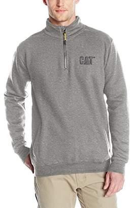 Caterpillar Men's Canyon Quarter Zip Sweatshirt