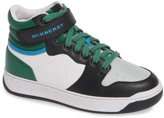 Burberry Duke High Top Sneaker