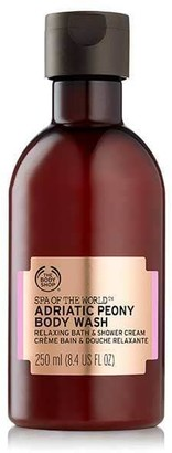 The Body Shop Spa Of The WorldTM Adriatic Peony Bath & Shower Cream
