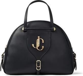 Jimmy Choo Medium Leather Varenne Bowling Bag