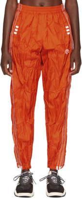 adidas by Alexander Wang Red AdiBreak Lounge Pants