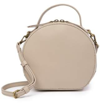 22947fcde2 Lucky Brand Elli Leather Circle Crossbody