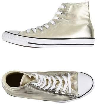 Converse CT AS HI CANVAS METALLIC High-tops & sneakers
