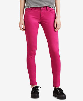 Levi's 710 Super Skinny Colored Jeans