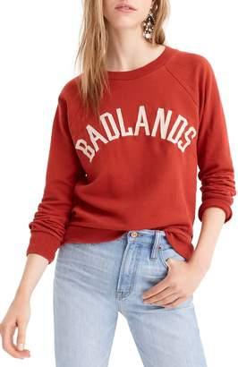 J.Crew Badlands Sweatshirt
