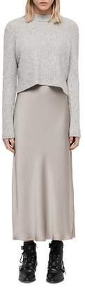 AllSaints Tierny Two-Piece Dress
