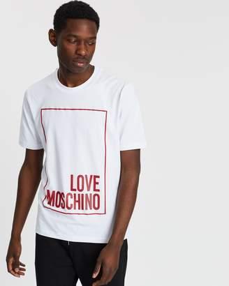 Love Moschino Maglietta Regular T-Shirt