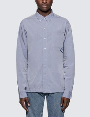 Denim By Vanquish & Fragment Coach Shirt