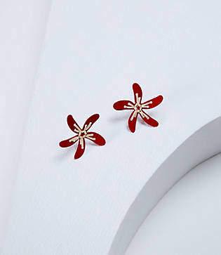 Lou & Grey Lokalwear Flower Earrings