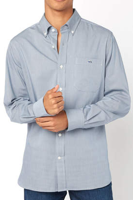 Fish Hippie Gillcreek Mini Check Button Down Shirt