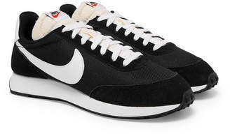 classic fit 82708 7706c Nike Tailwind 79 Mesh, Suede And Leather Sneakers