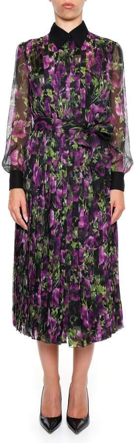Anemone Chiffon Dress