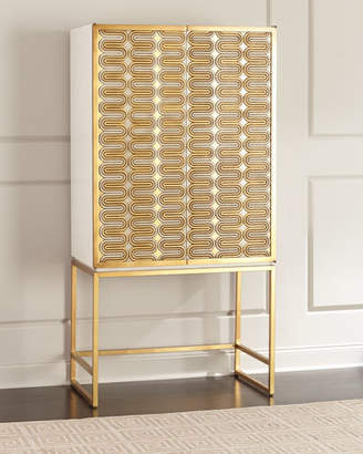 John-Richard Collection Park Avenue Bar Cabinet