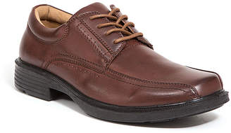 Deer Stags Mens Williamsburg Oxford Shoes Lace-up Square Toe