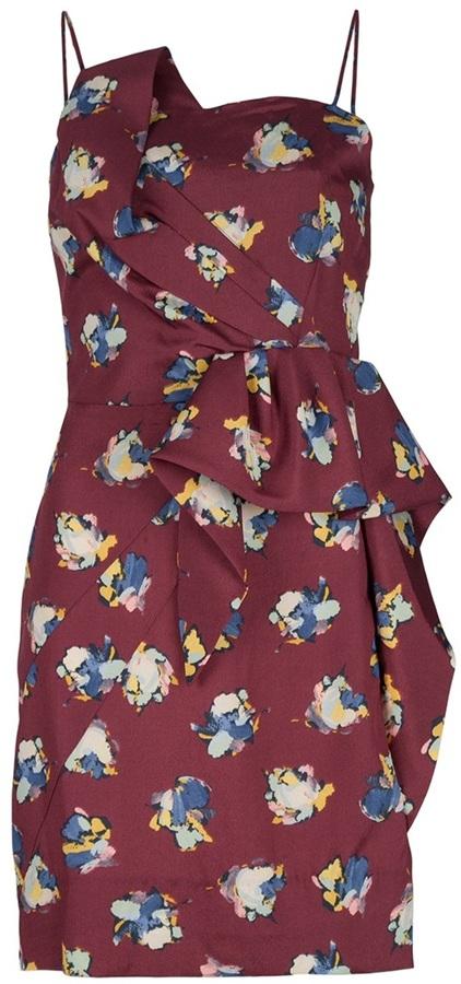 Karen Walker 'ASYMMETRIC DRESS'