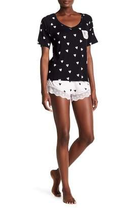 Honeydew Intimates Cute Cozy Pajama Set