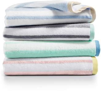 Martha Stewart Collection Stripe Bath Towel, Created for Macy's