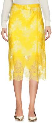 Carven 3/4 length skirts