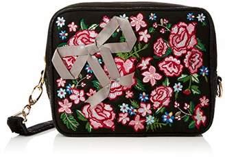 Irregular Choice Womens Flower Dreams Cross-Body Bag