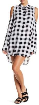 La Blanca Swimwear Tres Chic Shirt Dress